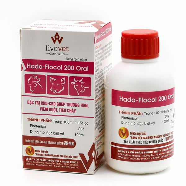 Hado-Flocol 200 Oral